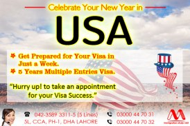 High Quality USA Visit Visa Service Provider From Lahore.