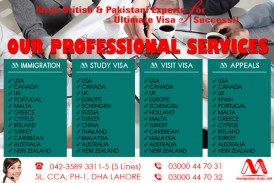 Best Worldwide Visa Service provider In Lahore