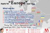 Get European Visit Visa Through Our Expert..