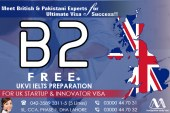 B2 Free UKVI IELTS Preparation For UK Start-up & Innovator Visa