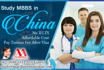 China MBBS Study