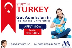 Turkey Study Visa