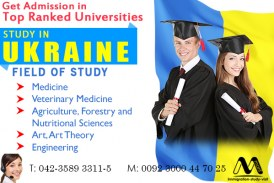 Study Visa For Ukraine