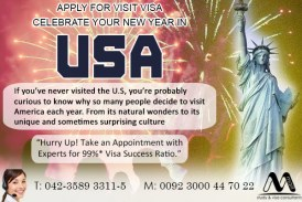 USA Visitor Visa