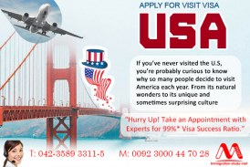 USA Visit Visa