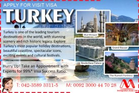 Visit Visa Turkey