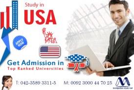 USA Study Visa
