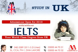 Apply UK Study Visa Through our Expert consultants