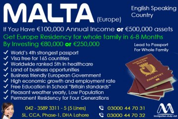 Malta Immigration