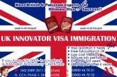 Start a Business in the UK Through Innovator Visa
