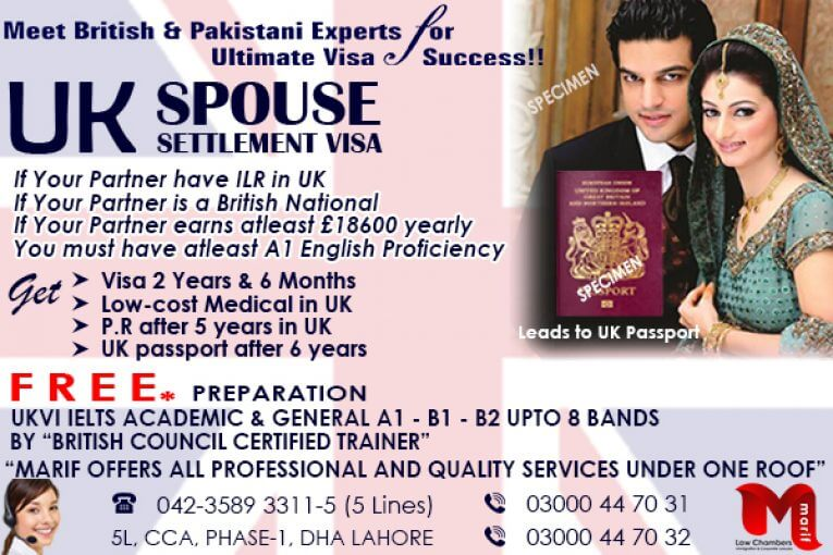 UK Spouse Visa