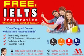 BEST IELTS CENTRE IN DHA LAHORE PAKISTAN.