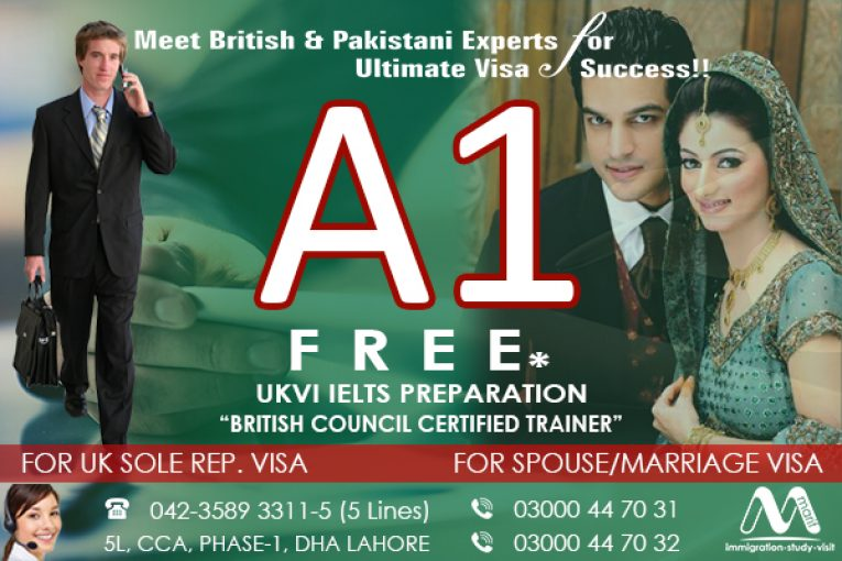 Get IELTS Preparation through our British Council Certified Trainer