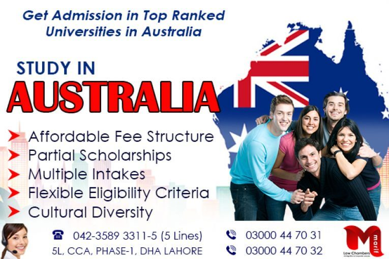 Apply Study Visa of Australia Through our Experts