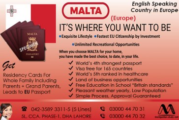 Get Malta Immigration Through Our British Experts