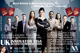 Apply UK Innovator Business Immigration through Our Experts…
